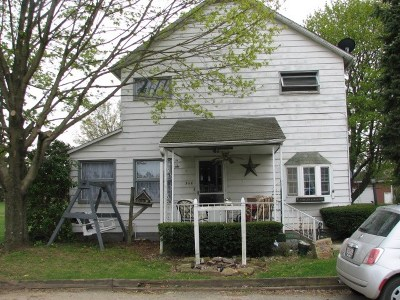 Clarion County Multi Family Home For Sale: 308 Acme