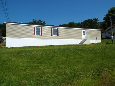 Clarion PA Single Family Home For Sale: $35,000
