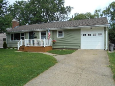 Clarion Single Family Home For Sale: 75 W. Wood Street