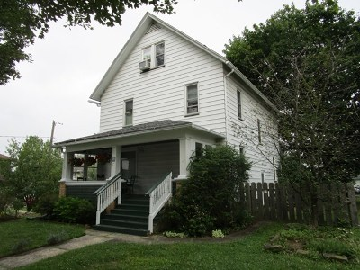 Clarion PA Single Family Home For Sale: $127,500