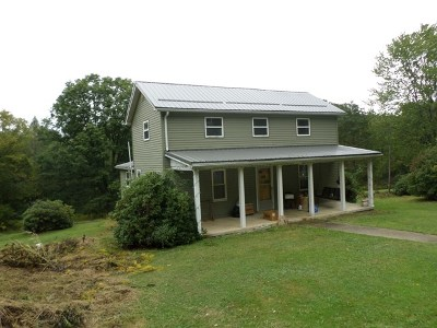 Rimersburg Single Family Home For Sale: 568 Kissinger Mills Road