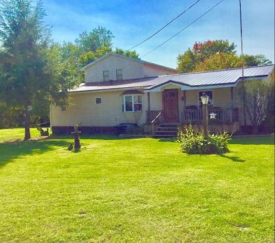 Rimersburg Single Family Home For Sale: 99 Carwick Rd