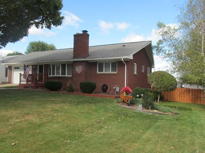 Clarion Single Family Home For Sale: 1311 Eastwood Drive