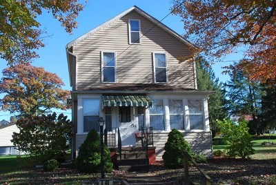 Rimersburg Single Family Home For Sale: 448 Chestnut Street