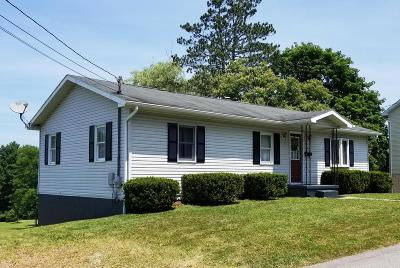 Clarion PA Single Family Home For Sale: $89,900