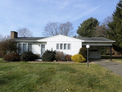 Shippenville Single Family Home For Sale: 21539 Route 66