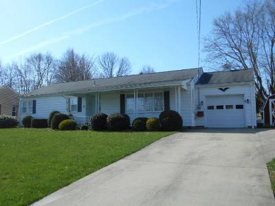 Clarion Single Family Home For Sale: 60 West Wood