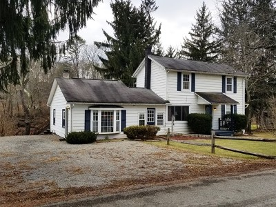 Clarion PA Single Family Home For Sale: $114,900