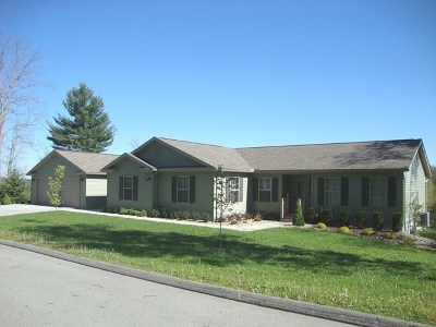Shippenville Single Family Home Active - Under Contract: 50 Shelby Lane