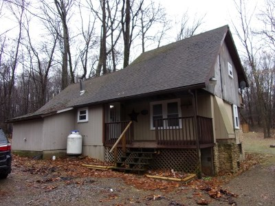 Clarion Twp PA Single Family Home For Sale: $59,900