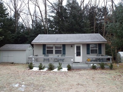 Clarion PA Single Family Home Active - Under Contract: $65,000