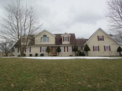 Lucinda Single Family Home For Sale: 141 Weiser Lane