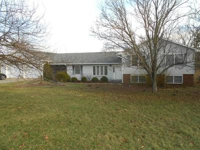 Clarion PA Single Family Home For Sale: $199,500