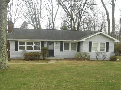 Clarion PA Single Family Home For Sale: $149,000