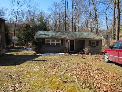 Forest County Single Family Home For Sale: 115 Lease Rd