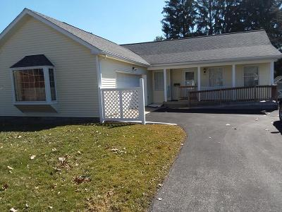 Clarion PA Single Family Home For Sale: $114,000