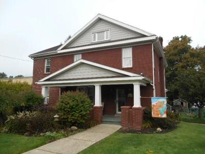 Clarion PA Single Family Home For Sale: $174,900