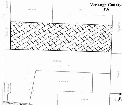 Venus PA Residential Lots & Land For Sale: $69,900