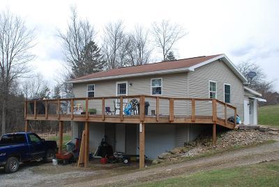 Rimersburg Single Family Home For Sale: 173 Mohr Lane
