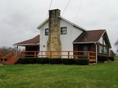 Crown PA Single Family Home For Sale: $159,900