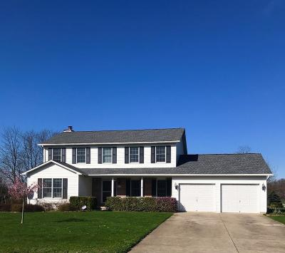 Clarion County Single Family Home For Sale: 425 Tippin Drive