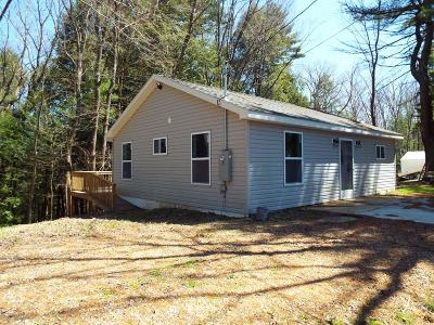 Clarion PA Single Family Home For Sale: $89,000