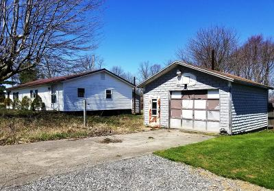Parker PA Single Family Home Active - Under Contract: $39,900