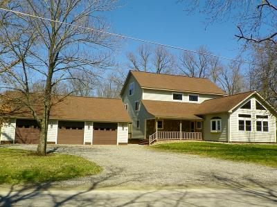 Venango County Single Family Home For Sale: 845 Old State Route 157
