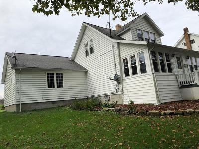 Clarion PA Single Family Home For Sale: $179,900