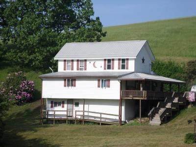 Clarion County Single Family Home For Sale: 372 Church Road