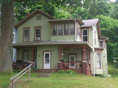 Venango County Multi Family Home For Sale: 105 Washington Ave