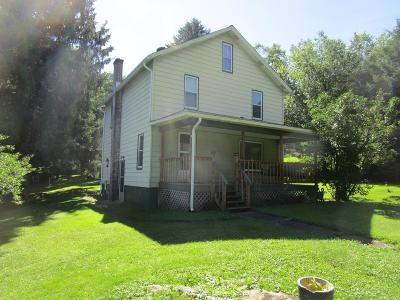 Rimersburg Single Family Home Active - Under Contract: 450 Cherry Run Rd