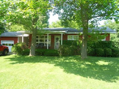 Shippenville Single Family Home For Sale: 11449 Rt 322