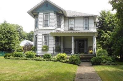Venango County Single Family Home For Sale: 951 W. First