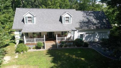 Venango County Single Family Home For Sale: 1022 Big Egypt Rd.