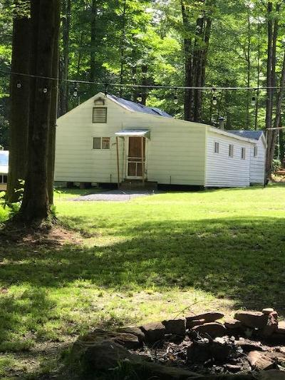 Forest County Single Family Home For Sale: 3962 Loleta Road