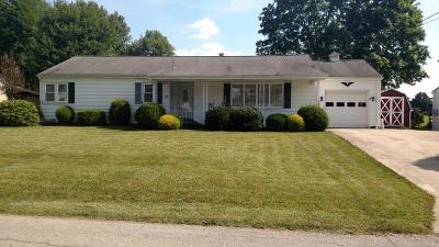 Clarion PA Single Family Home For Sale: $115,900