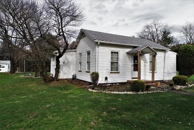 Clarion County Single Family Home For Sale: 307&327 Keating Ave