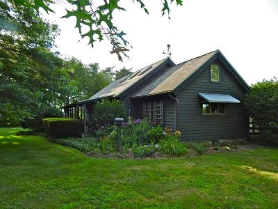 Forest County Single Family Home Active - Under Contract: 691 Gilfoyle Road