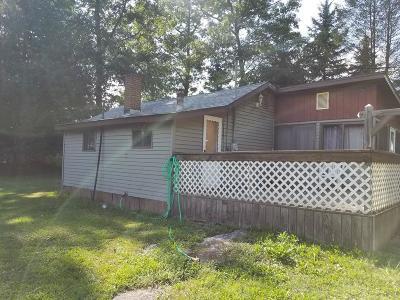 Strattanville Single Family Home For Sale: 5936 Fisher Strattanville Rd