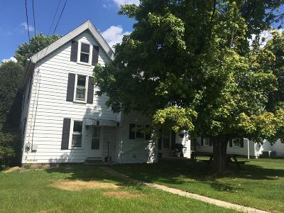 Clarion PA Single Family Home For Sale: $94,500