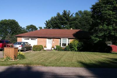 Clarion PA Single Family Home For Sale: $139,900