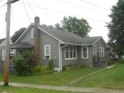 Clarion PA Single Family Home For Sale: $134,500
