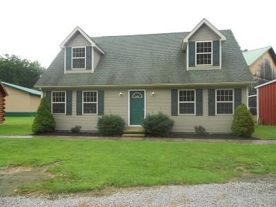 Shippenville Single Family Home For Sale: 22984 Rt 66