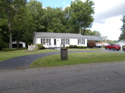 Venango County Single Family Home Active - Under Contract: 273 Parallel