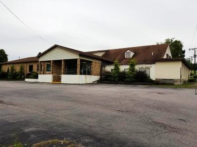 Clarion PA Commercial Active - Under Contract: $329,900