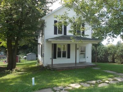 Clarion County Single Family Home Active - Under Contract: 510 Penn Street