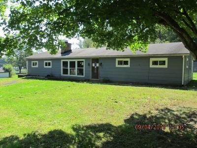 Venango County Single Family Home Active - Under Contract: 183 Edgewood Drive