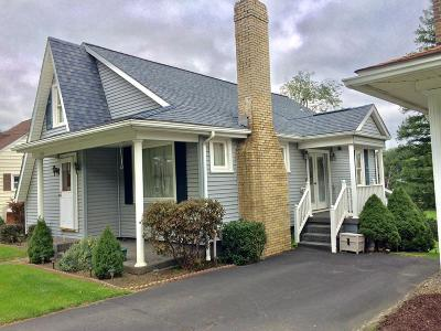 Clarion PA Single Family Home For Sale: $135,000