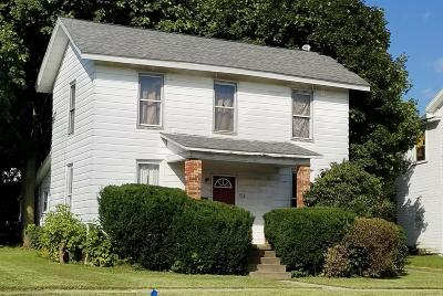 Clarion PA Single Family Home For Sale: $69,900
